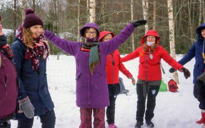 Mediatiedote 12.3.2019: Pohjanmaalla suuri tarve suomenkieliselle luontokoulutoiminnalle